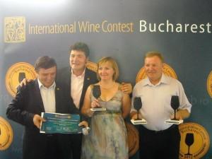 iwcb 03 300x225 International Wine Contest Bucharest 2013