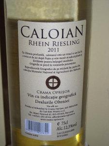 Caloian RR 02