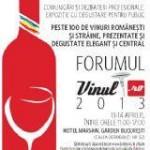 Impresii de la Forumul Vinul.ro