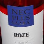 Nec Plus Ultra Rose 2013