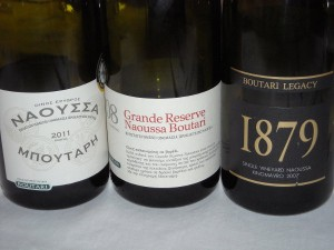 Boutari wines