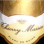 Champagne Thierry Massin Blanc de Noirs Brut