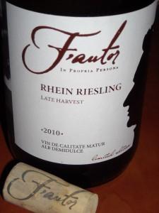 F'autor Rhein Riesling