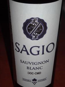 Sagio Sauvignon Blanc 2013
