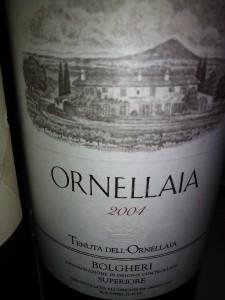 Tenuta dell'Ornellaia 2004