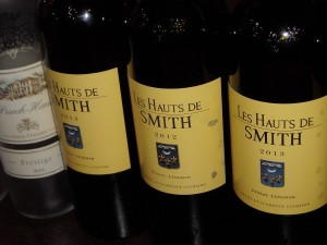 Chateau Smith Haut Lafitte Les Hauts de Smith Blanc 2013