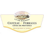 Chateau des Ferrages Cuvee Roumery Rose