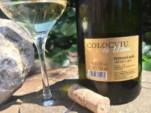 oenolog.ro Casa de Vinuri Cotnari Colocviu La Atena Fetească Albă 2011 vin alb sec