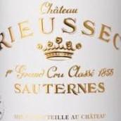 Chateau Rieussec Nu Va Produce Vin In 2012