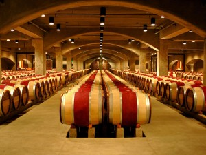 robert-mondavi-Barrel-Room
