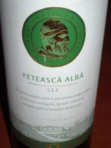 Budureasca Feteasca Alba