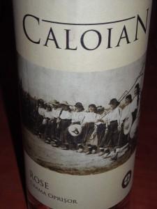 Caloian Rose 2014