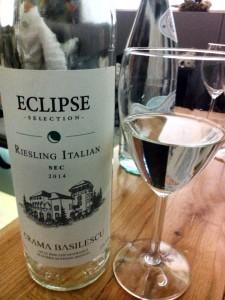 Crama Basilescu Riesling Italian 2014