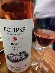 Crama Basilescu Roze 2014 Eclipse
