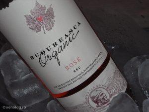 oenolog.ro Budureasca Rose Organic 2015 Vin Sec